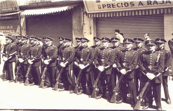 Desfile en la Ciudad de Mexico
