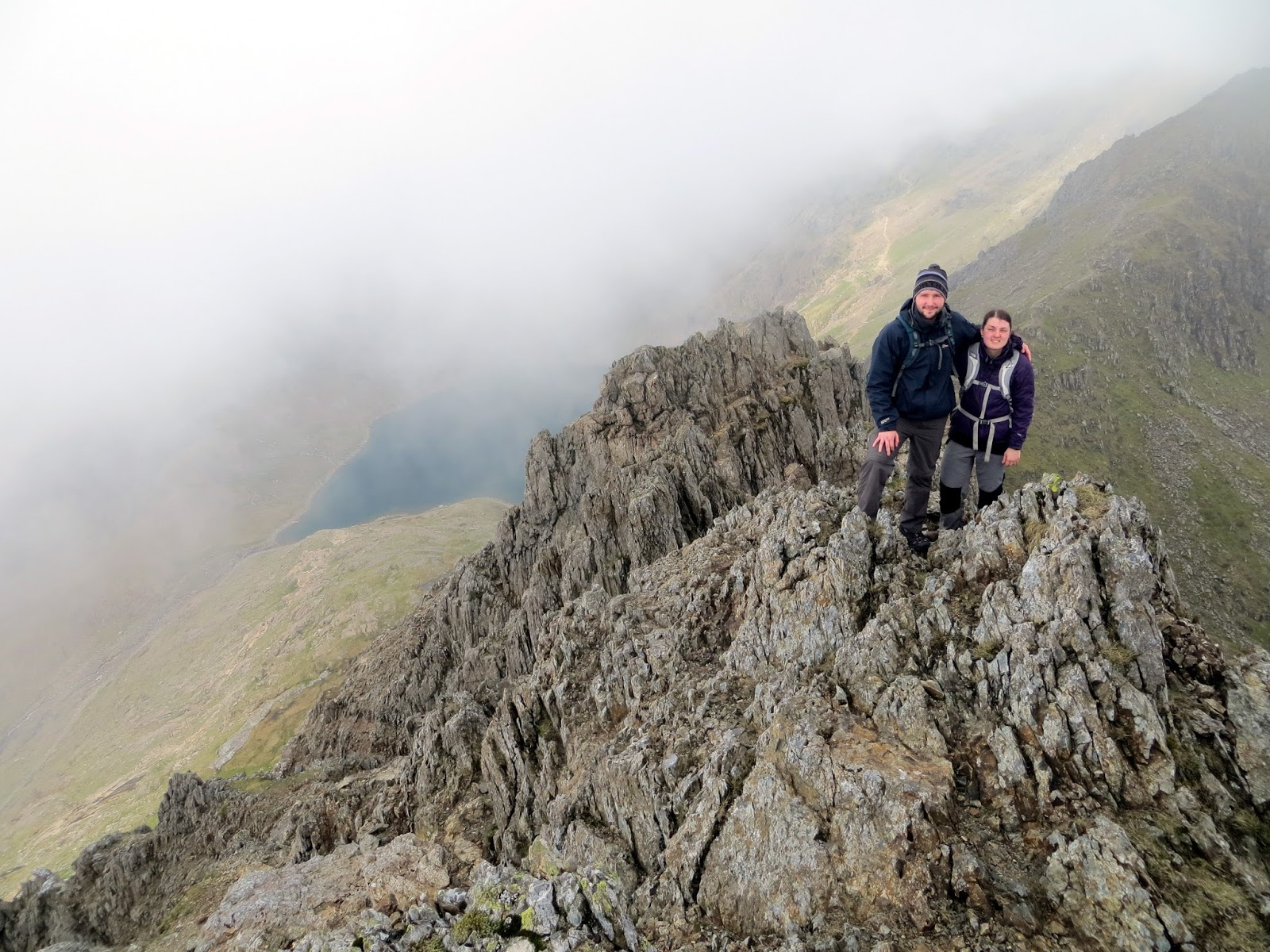 Wales, climbing, adventure, trad, sport, llanberis, snowdon, snowdonia, great britain, uk, outdoors, landscape, photography, scenic, beautiful,crib goch, high, scary, ridge, red ridge, arete, high, scramble, climb, mountain,