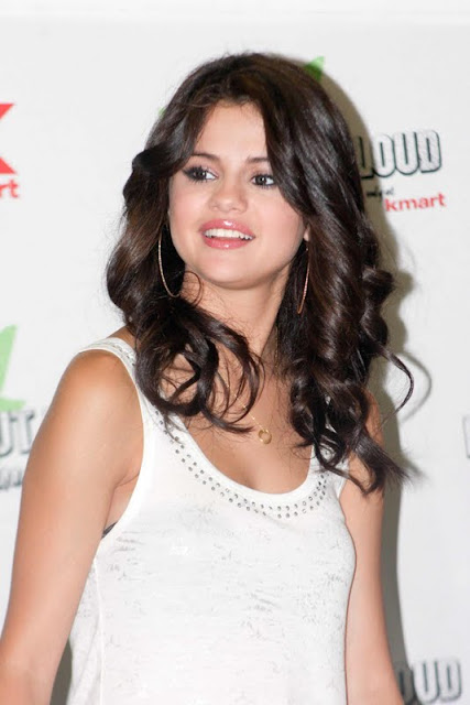 Selena Gomez Promoting Her K-Mart Fashion Line Philly