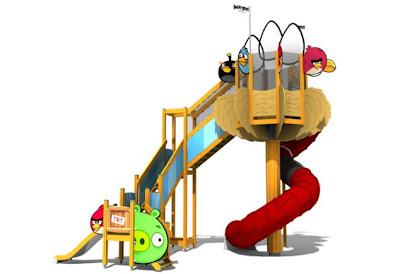 Angry Birds akan di film kartun televisi
