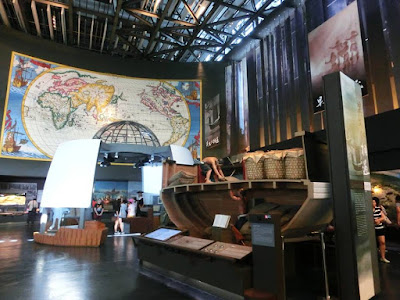 The Historical East Asian Trade Exhibition in National Museum of History, Taipei