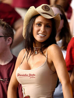 Jenn Sterger looking pretty hot