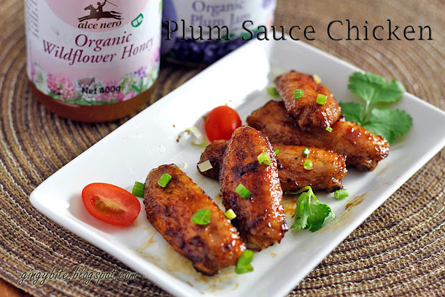 Plum Sauce Chicken