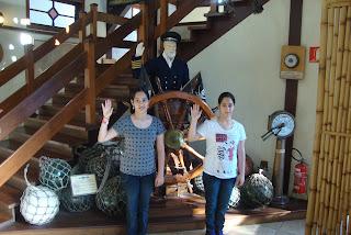Museu Marítimo - Santos - SP