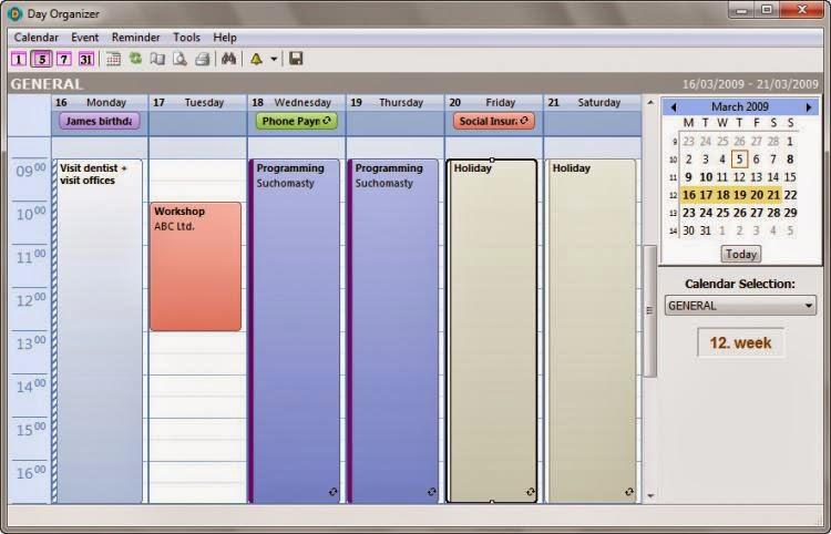 Day Organizer 2.2.1.5