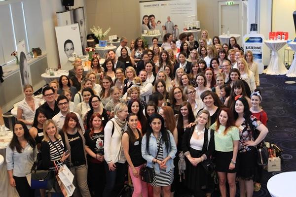 BeautyPress Frankfurt und Filabé Verlosung