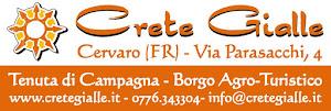 Agriturismo Crete Gialle - Cervaro FR