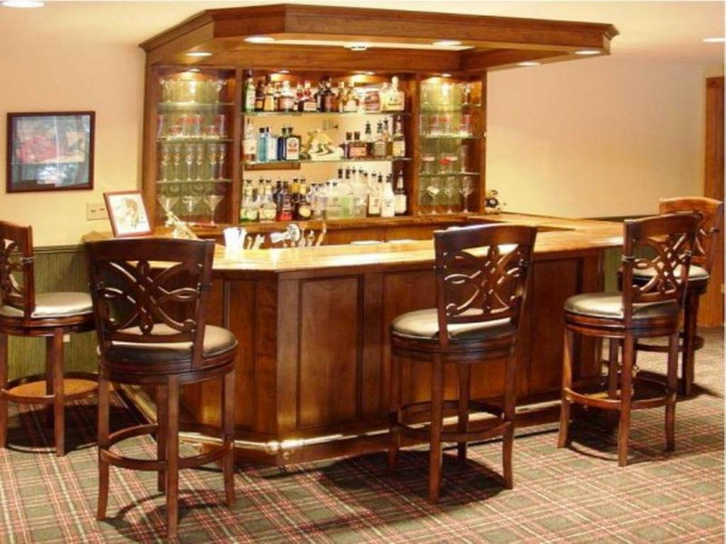 Decoration Mini Bar In Your Home - Home Decorating Ideas
