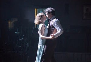 Simone Kirby y Barry Ward en Jimmy's Hall