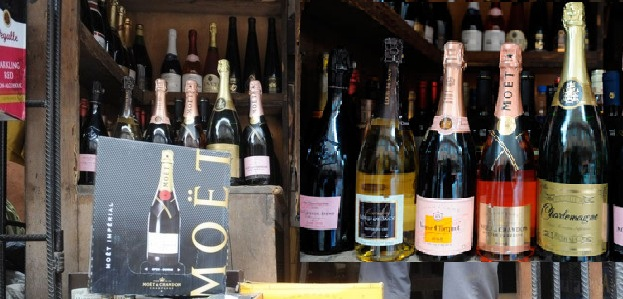Nigeria champagne sales second in world