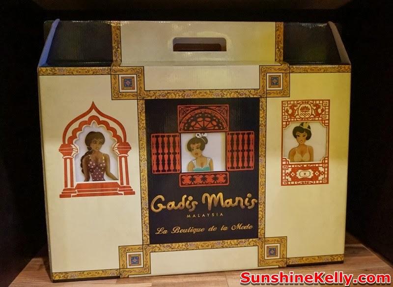 Gadis Manis Malaysia, malaysian ethnic gift souveniers, Solaris Dutamas, gift, souvenirs, corporate gift