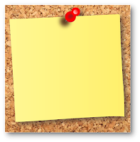 Sticky Note Widget
