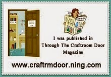 Through the Craftroom Door Magazine - March 2015