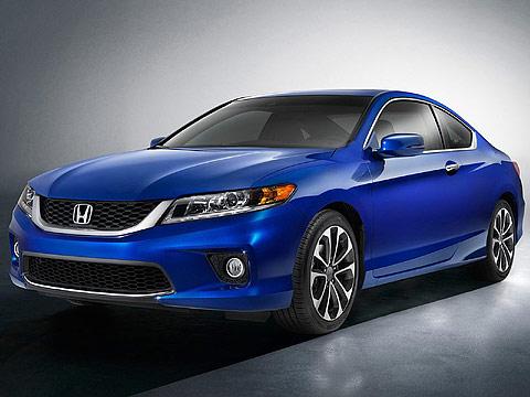 2013 Honda Accord Coupe Japanese car photos