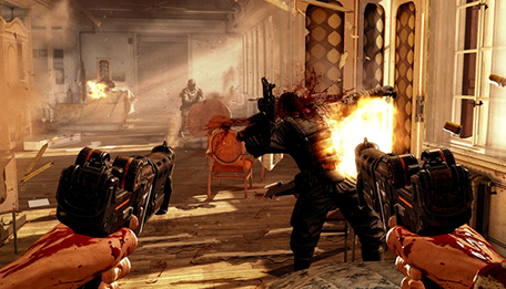 Wolfenstein The New Order - Reloaded 2014 Screenshot 3