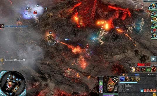 Free Warhammer 40 000 Dawn of War II Retribution