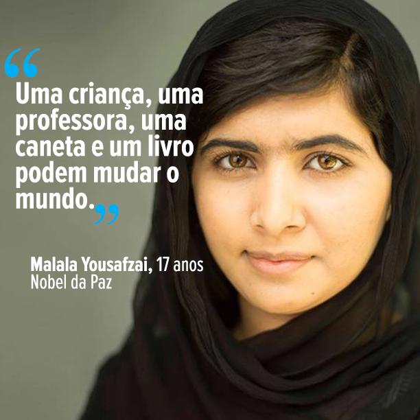 Nobel da Paz 2014