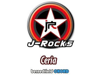 J-Rocks - Ceria