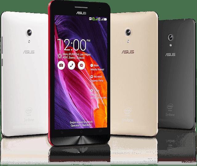 Harga Spesifikasi Asus Zenfone 6 (A600CG) Terbaru