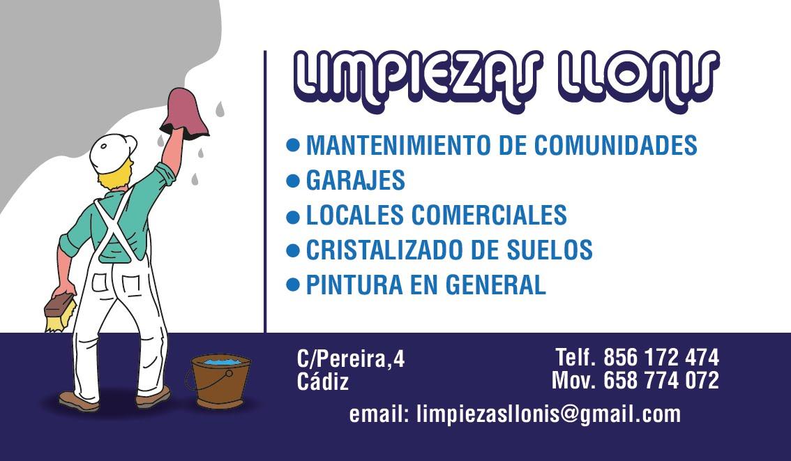 LIMPIEZAS LLONIS