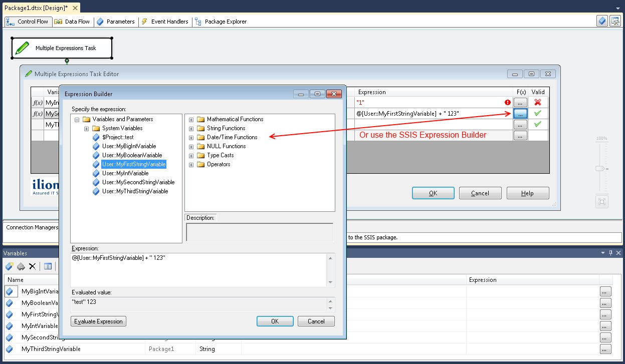 how to create ssis job in sql server 2012