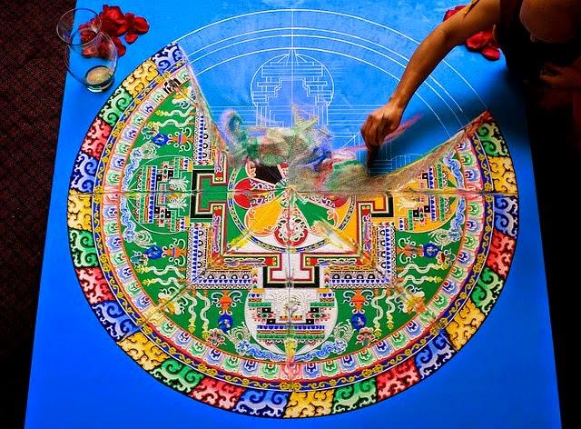 mandalas, imagenes de mandalas, arte y relajación, espiritualidad