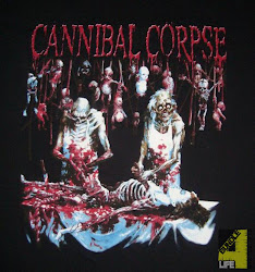 Cannibal Corpse -Butchered at Birth  shirt  (AVAILABLE)