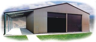 Steel buildings steel workshops cheap metal sheds for Cheap metal building homes