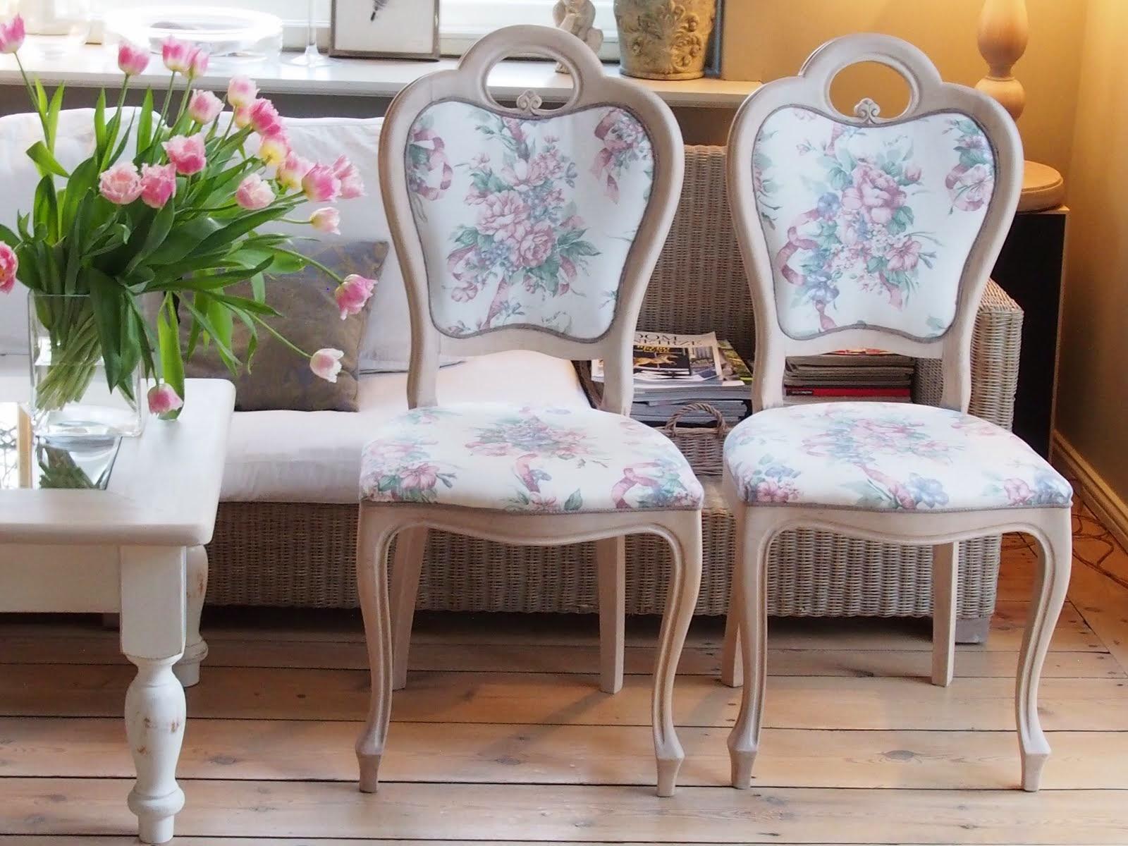 Przepiękne ludwikowskie krzesła