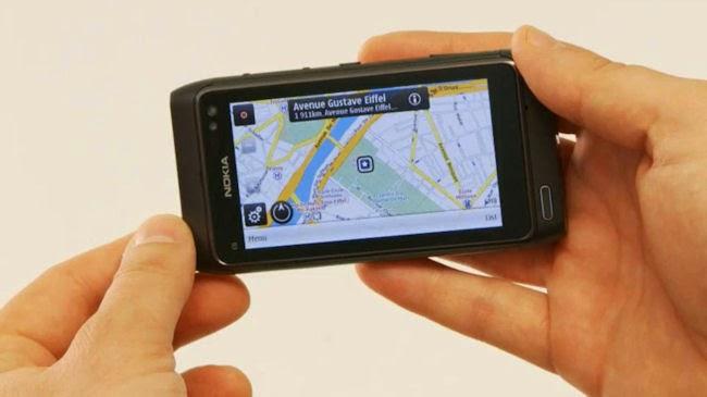 Echipamentul de alergare obligatoriu pentru Ultramaraton Ciucaş X3. Nokia N8 Hărţi offline