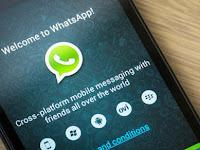 Whatsapp For Android Terbaru Mendukung Panggilan Suara