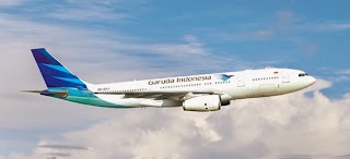 Liburan Gratis Bersama Garuda Indonesia