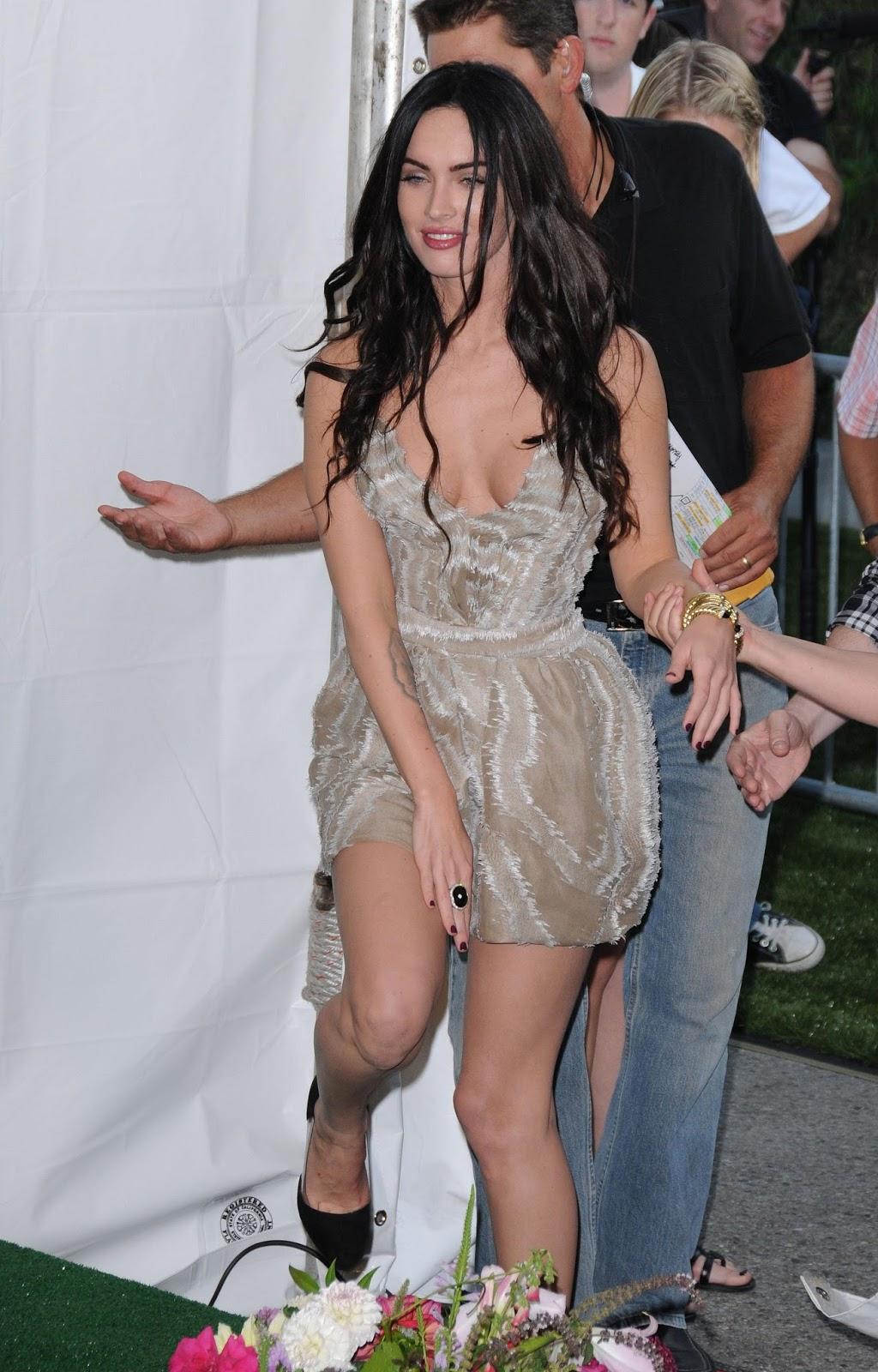 Megan fox celebridades desnudas