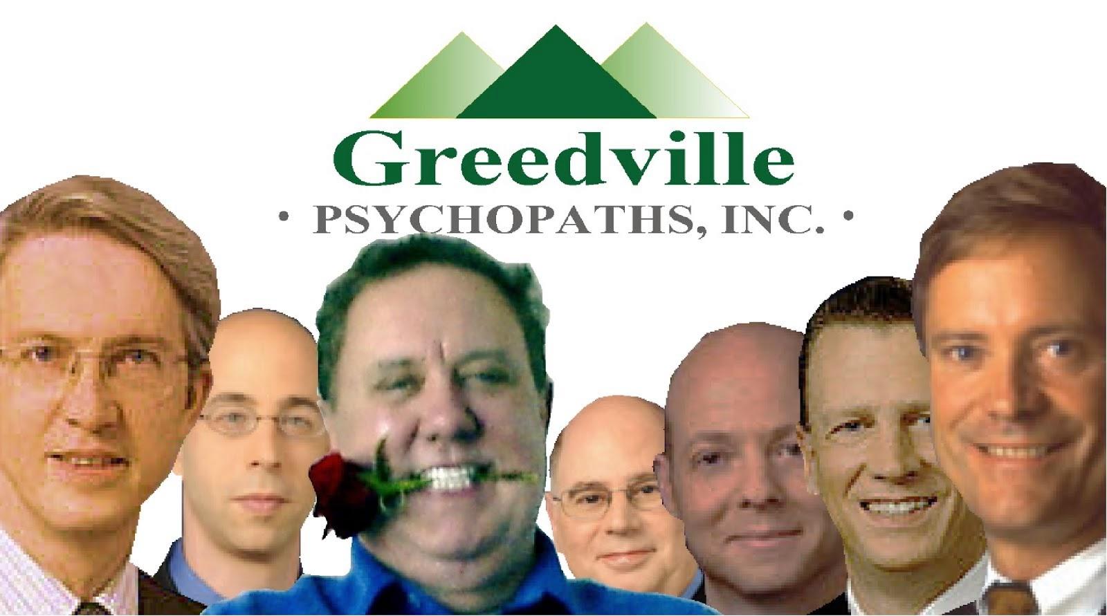Greedville