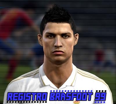 Christiano Ronaldo Pes 2012 05
