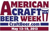 American Craft Beer Week May 13-19 2013