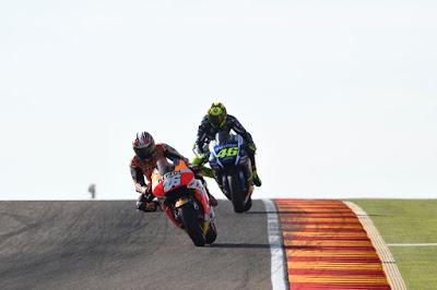 Klasemen Sementara MotoGP Usai GP Aragon 2015