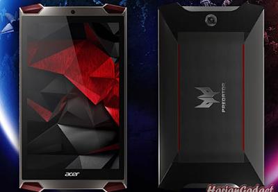 Harga Dan Spesifikasi  Acer Predator 8