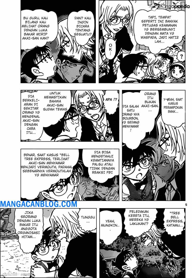 Komik detective conan 850 - Jodie Mengingat Kembali 851 Indonesia detective conan 850 - Jodie Mengingat Kembali Terbaru 5|Baca Manga Komik Indonesia|Mangacan