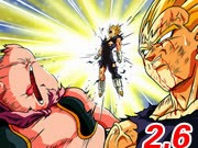 Dragon Ball Fierce Fighting 2.6 | Juegos15.com
