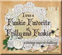 Fabulous Vintage Challenge