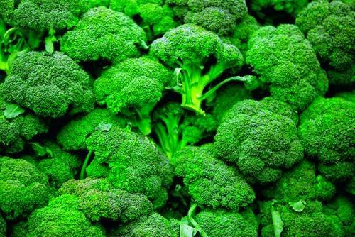 Giảm cân siêu tốc với bông cải xanh