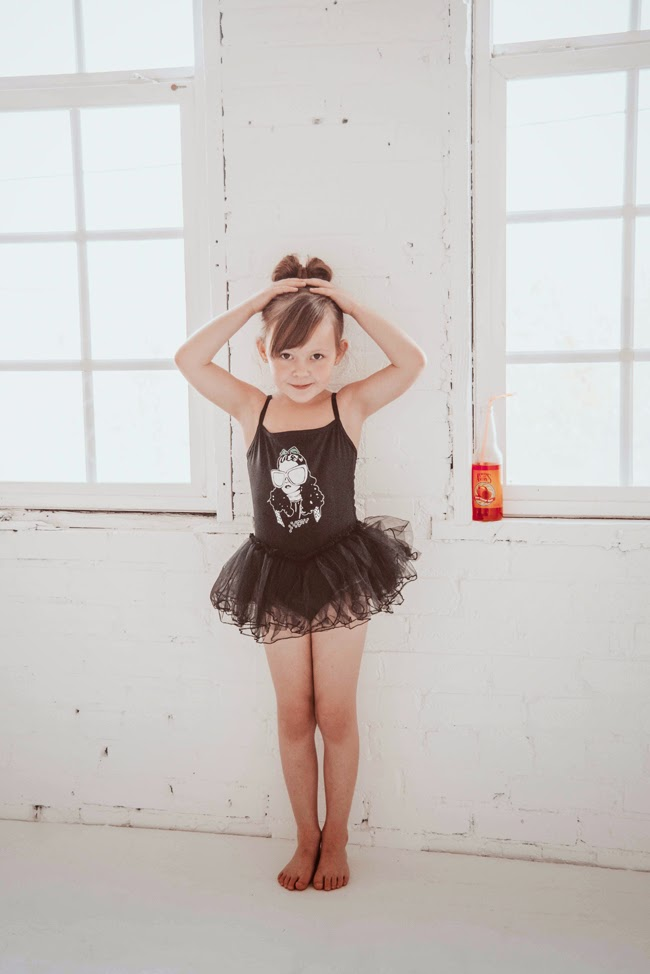 Salt City Emporium SS15 - black ballerina tutu