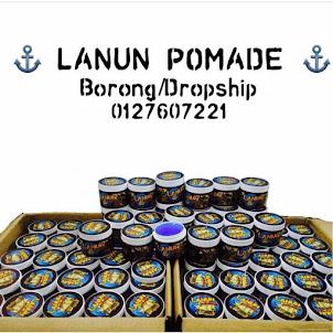 Lanun Pomade Poster