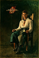 The Hunger Games: Catching Fire Finnick Poster