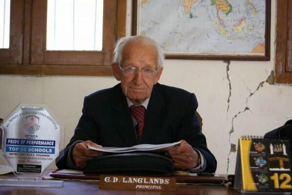 G D Langlands