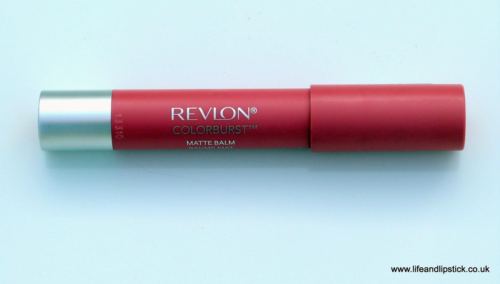 Revlon Colorburst Matte Balm in 205 Elusive