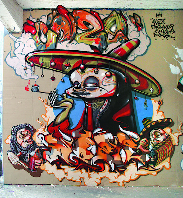 graffiti art de. Cinco de Graffiti!