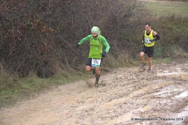 II Trail del Serrucho 2014.