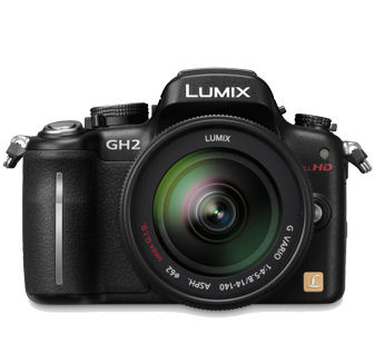 Panasonic Lumix DMC-GH2 16.05 MP